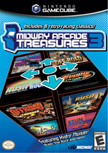 Midway Arcade Treasures 3 GameCube