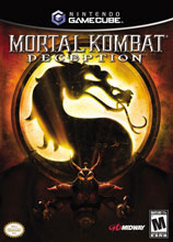 Mortal Kombat Deception GameCube