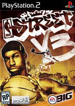 NBA Street Vol. 3 PS2