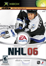 NHL 06 for Xbox last updated Dec 07, 2006