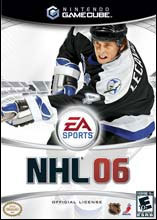 NHL 06 for GameCube last updated Jan 27, 2008