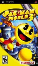 Pac-Man World 3 PSP