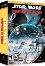 Star Wars: Empire At War for PC last updated Dec 29, 2006