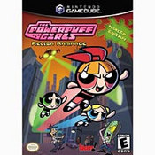 Powerpuff Girls: Relish Rampage: Pickled Edition GameCube