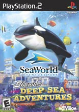 SeaWorld: Shamu's Deep Sea Adventures PS2