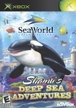 SeaWorld: Shamu's Deep Sea Adventures Xbox