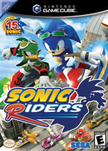 Sonic Riders for GameCube last updated Mar 22, 2011