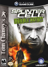 Tom Clancy's Splinter Cell Double Agent GameCube