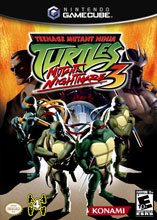 Teenage Mutant Ninja Turtles 3: Mutant Nightmare GameCube