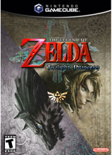 The Legend of Zelda: Twilight Princess GameCube