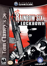 Tom Clancy's Rainbow Six: Lockdown GameCube