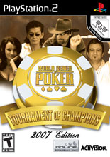 World Series of Poker: Tournament of Champions 2007 for PlayStation 2 last updated Mar 22, 2007