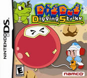 Dig Dug: Digging Strike DS