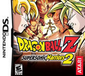 Dragon Ball Z: Supersonic Warriors 2 DS