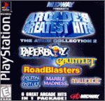 Arcade's Greatest Hits: Atari Collection Vol. 2 PSX