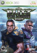 Blitz: The League for Xbox 360 last updated Jul 12, 2009