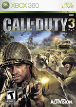 Call of Duty 3 for Xbox 360 last updated Jun 06, 2011