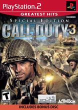 Call of Duty 3 for PlayStation 2 last updated Aug 13, 2010