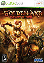 Golden Axe Xbox 360