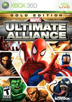 Marvel: Ultimate Alliance for Xbox 360 last updated May 31, 2013