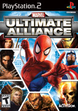 Marvel: Ultimate Alliance PS2