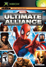 Marvel: Ultimate Alliance Xbox