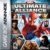 Marvel: Ultimate Alliance GBA