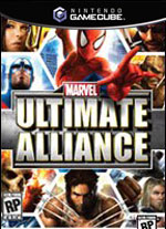 Marvel: Ultimate Alliance GameCube