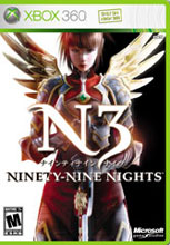 N3: Ninety-Nine Nights Xbox 360