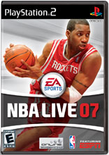 NBA Live 07 for PlayStation 2 last updated Dec 07, 2007