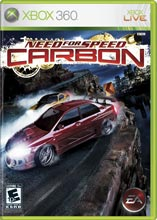 Need for Speed: Carbon for Xbox 360 last updated Aug 08, 2013