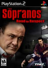 The Sopranos: Road to Respect PS2