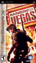 Tom Clancy's Rainbow Six Vegas for PSP last updated Dec 14, 2009