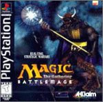 Magic The Gathering: Battlemage PSX