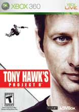 Tony Hawk's Project 8 for Xbox 360 last updated Jan 31, 2008