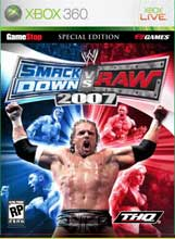 WWE SmackDown vs. Raw 2007 for Xbox 360 last updated Feb 12, 2009