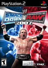 WWE SmackDown vs. Raw 2007 PS2