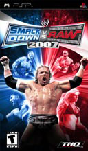 WWE SmackDown vs. Raw 2007 for PSP last updated Jul 21, 2009