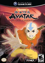 Avatar: The Last Airbender GameCube