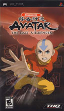 Avatar: The Last Airbender for PSP last updated Jan 03, 2008