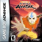 Avatar: The Last Airbender GBA