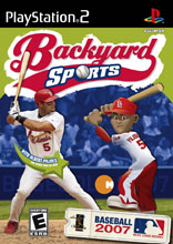 Backyard Sports: Baseball 2007 PS2