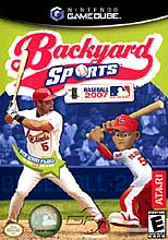 Backyard Sports: Baseball 2007 GameCube