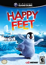 Happy Feet GameCube