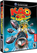 Kao the Kangaroo: Round 2 GameCube