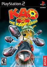 Kao the Kangaroo: Round 2 PS2