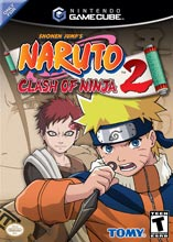 Naruto: Clash of Ninja 2 GameCube