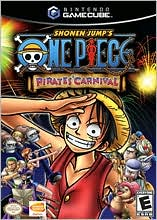 One Piece: Pirates Carnival for GameCube last updated Jan 27, 2008