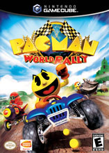 Pac-Man World Rally GameCube