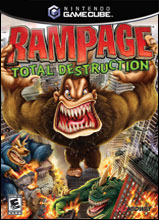 Rampage: Total Destruction GameCube